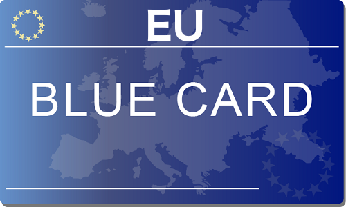 european blue card visa